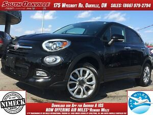 2016 FIAT 500X Sport | BLUETOOTH | HEATED SEATS | SIRIUSXM