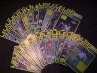 Leeds United Football Programmes - Mint condition. Bargain