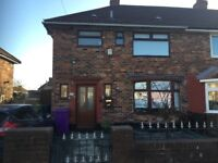 Carr Lane, Liverpool L11 - Three bed unfurnished house to let, large front and rear gardens