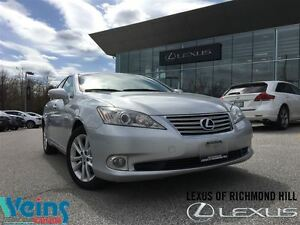 2010 Lexus ES 350 LUXURY PKG/BEAUTIFUL CONDITION!
