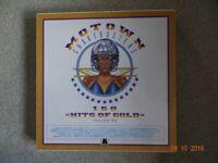 MOTOWN CHARTBUSTERS 150 HITS OF GOLD 9 CASSETTE BOX SET 1985