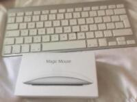 Apple keyboard Magic Mouse 2