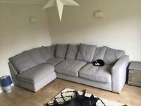Very comfortable corner sofa