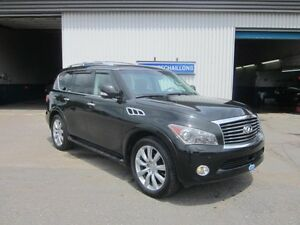 2012 Infiniti QX56 equipe complet toit ouvrant