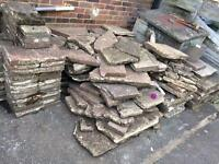 Free rubble and paving for collection