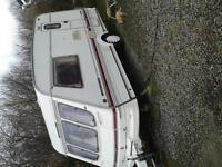 2berth caravan immaculate condition