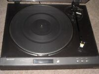 Sharp RP-1266 Automatic Stereo Turntable