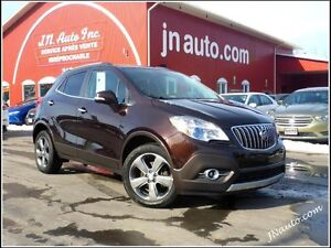 2014 Buick Encore AWD,Turbo,Camera recul,Cuir