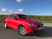 STUNNING 2011 AUDI A1 1.2 TFSI SPORT WITH FULL SERVICE HISTORY LONG MOT AND HPI CLEAR!