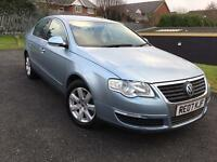 VOLKSWAGEN PASSAT 2.0 TDI SE MANUAL 2007 TOW BAR WITH ELECTRICS