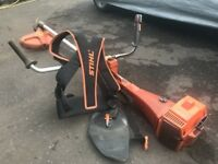 husqvarna strimmer 240r just as powerful as stihl fs400, with harness +++++++++++++++++++