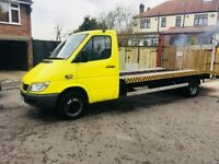 2006 Mercedes Sprinter 416CDi 56reg 160BHP Manual 18ft Recovery Truck 3500KGS tranist iveco crafter