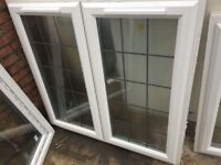 **UPVC**DOUBLE GLAZED WINDOW**NO OFFERS**VERY GOOD CONDITION**TWO AVAILABLE**£80 EACH**