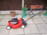 Sovereign Petrol Lawnmower (Fully Serviced)