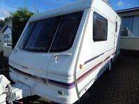 Swift Challenger 470 2 Berth Caravan with Awning