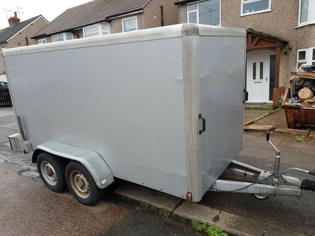 INDESPENSION TAV5 10X5 BOX TRAILER TWIN AXLE ECWVTA APPROVED | in Coventry,  West Midlands | Gumtree