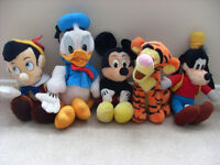 Genuine Disney Store Collectable Soft Toys