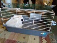 Guinea Pig Rabbit Degu Small Animal Cage