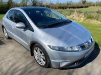2009 Honda Civic 2.2 i-CTDi ES 5dr FSH Mot'd Oct 2021 6mth warranty