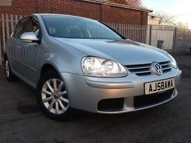 Volkswagen Golf Match 1.9 Tdi - Cambelt & Waterpump Changed - Full Service history - Long Mot