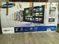 """Samsung 55"""" 3D TV"""