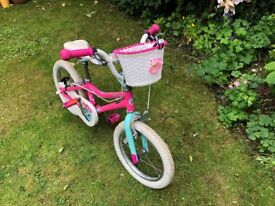 Children's Giant liv Adore 16inc Girls Bicycle