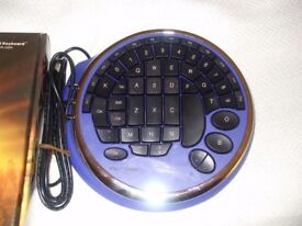 Wolfking Warrior gaming keyboard in A1 condition