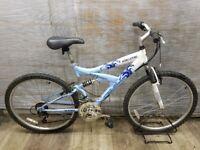 """Unisex mountain bike CHALLENGE EDGE RUNNER Wheels 26"""" Frame 18"""""""