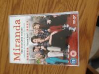Miranda complete Boxset dvd
