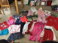 Girls Children bundle 3-4