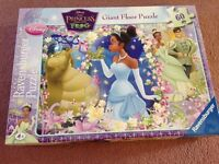 Princess & the frog - Giant Floor Puzzle