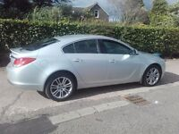 2012 Vauxhall Insignia 1.8i Exclusive 1 year MOT Service History 83400 miles PX considered
