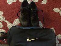 Boys Nike Golf Shoes