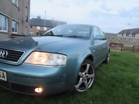Audi A6 C5 2.4 V6 cheap car perfect working condition