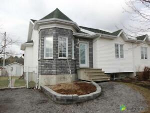 139 500$ - Jumelé à vendre à Trois-Rivières (Pointe-Du-Lac)
