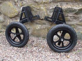 Adult Bike Stabilisers /Training wheels As New