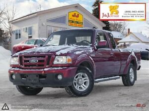 2011 Ford Ranger Sport Auto.,Loaded,2WD
