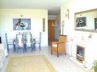 Luxury 2 bed,2 bath apt. Sea views, pool, great location, Benalmadena Pueblo,Costa Del Sol,Spain