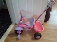 Avigo Girl's Smart Trike