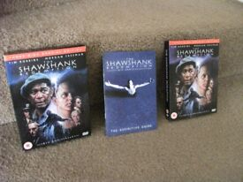 The Shawshank Redemption 3 Disc Special Edition 10th Anniversary Box Set