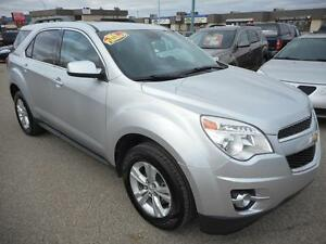 2012 Chevrolet Equinox 2LT AWD / Leather