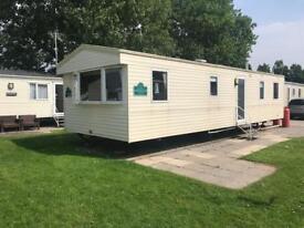 Static caravan, holiday home, 2011 ABI Horizon, 12 x 36ft 3 bed, Blackpool, Marton Mere