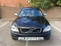 VOLVO XC90 2.4 DIESEL ONLY 21000 MILEAGE 7 SEATER