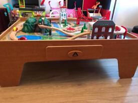 ELC train table