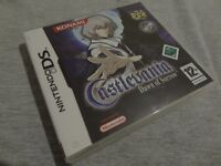 CASTLEVANIA DAWN OF SORROW NINTENDO DS COMPLETE / PAY PAL.