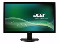 "Acer 24"" Monitor"