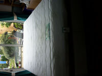 double divan storage bed & medium/firm mattress inc delivery(hull & outskirts)