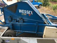 Wessex sc180 paddock sweeper