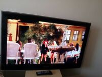 """Great condition 40"""" SAMSUNG LCD TV full hd ready 1080p freeview onbuilt"""