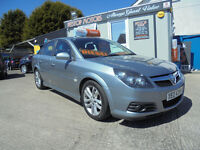2008 VAUXHALL VECTRA 1.9 TDCI 150BHP SRI AUTOMATIC 1 OWNER,,FINANCE AVAILABLE